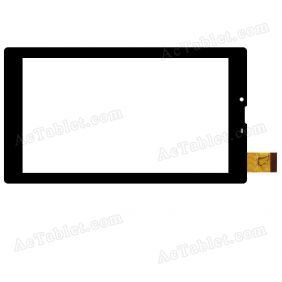 OLM-070A0978 Digitizer Glass Touch Screen Replacement for 7 Inch MID Tablet PC