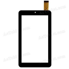 XN1318V1 Digitizer Glass Touch Screen Replacement for 7 Inch MID Tablet PC