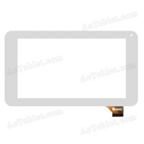 HK70DR2448 Digitizer Glass Touch Screen Replacement for 7 Inch MID Tablet PC