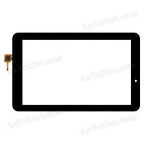 PB101A9092-R1 Digitizer Glass Touch Screen Replacement for 10.1 Inch MID Tablet PC