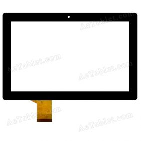 VTC5010A10 Digitizer Glass Touch Screen Replacement for 10.1 Inch MID Tablet PC