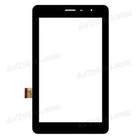 RAYSENS RS7F299D_V2.0 Digitizer Glass Touch Screen Replacement for 7 Inch MID Tablet PC