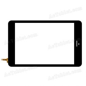 300-L4791C-A00 Digitizer Glass Touch Screen Replacement for 7.9 Inch MID Tablet PC
