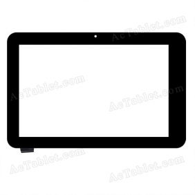 FPCP0100800071A2 Digitizer Glass Touch Screen Replacement for 8 Inch MID Tablet PC