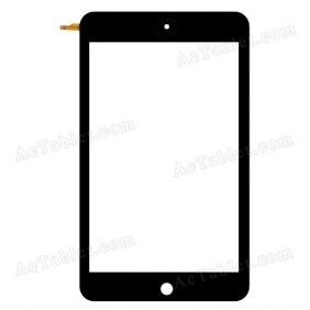 YS 04-0801-0331A Digitizer Glass Touch Screen Replacement for 7.9 Inch MID Tablet PC