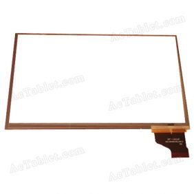 300-N3943B-A00_VER1.0 Digitizer Glass Touch Screen Replacement for 7 Inch MID Tablet PC