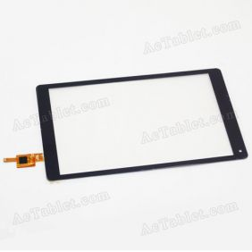 080318-01A-V2 Digitizer Glass Touch Screen Replacement for 8 Inch MID Tablet PC