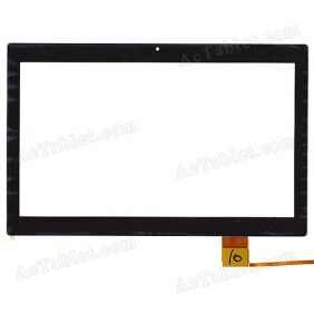 EST 04-1010-0469 V2 Digitizer Glass Touch Screen Replacement for 10.1 Inch MID Tablet PC