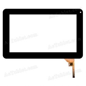 YC0126-090C Digitizer Glass Touch Screen Replacement for 9 Inch MID Tablet PC
