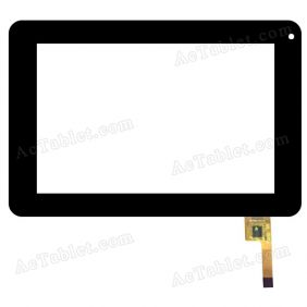 070369-01A-V1 Digitizer Glass Touch Screen Replacement for 7 Inch MID Tablet PC