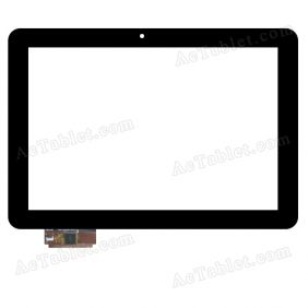 FPDC-0085A-1 Digitizer Glass Touch Screen Replacement for 10.1 Inch MID Tablet PC