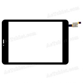 XCL-G7809A-FPC1.0 Digitizer Glass Touch Screen Replacement for 7.9 Inch MID Tablet PC