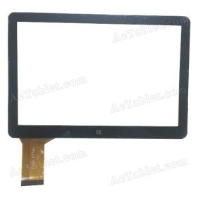 ZPRD-0774A1 Digitizer Glass Touch Screen Replacement for Android Tablet PC