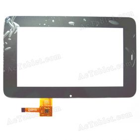 E-C7077-01 Digitizer Glass Touch Screen Replacement for 7 Inch MID Tablet PC