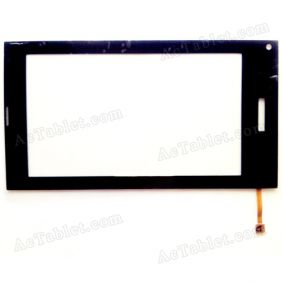 FM700208TA Digitizer Glass Touch Screen Replacement for 7 Inch MID Tablet PC