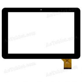 PB101A2126 Digitizer Glass Touch Screen Replacement for 10.1 Inch MID Tablet PC
