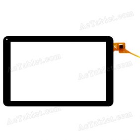 PB80JG1366 Digitizer Glass Touch Screen Replacement for 8 Inch MID Tablet PC