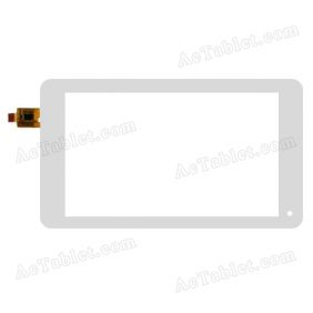 RS7F179PS_V2.0 Digitizer Glass Touch Screen Replacement for 7 Inch MID Tablet PC