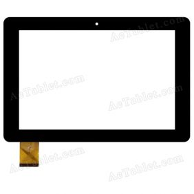 PB101JG1188 Digitizer Glass Touch Screen Replacement for 10.1 Inch MID Tablet PC