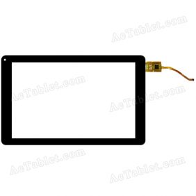 YCF0618-A Digitizer Glass Touch Screen Replacement for 7.9 Inch MID Tablet PC