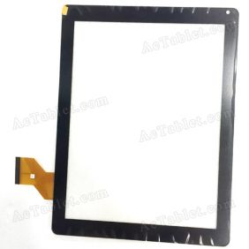 A11120970018_v02 Digitizer Glass Touch Screen Replacement for 9.7 Inch MID Tablet PC