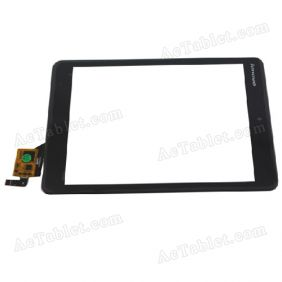 DY07090(V2) Digitizer Glass Touch Screen Replacement for 7.9 Inch MID Tablet PC