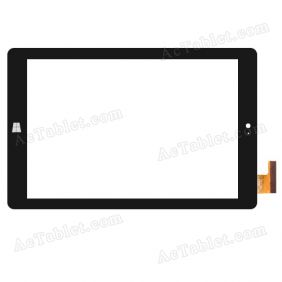 FPC-FC80J128-01 Digitizer Glass Touch Screen Replacement for 8 Inch MID Tablet PC