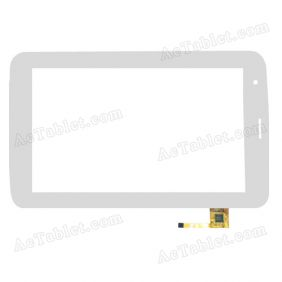 RS7F353_V2.4 Digitizer Glass Touch Screen Replacement for 7 Inch MID Tablet PC