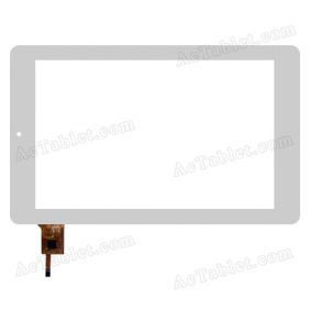 RS8F422_V2.1 Digitizer Glass Touch Screen Replacement for 8 Inch MID Tablet PC