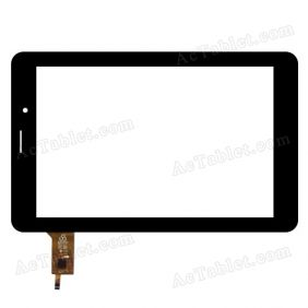 RS8F373_2.1 Digitizer Glass Touch Screen Replacement for 8 Inch MID Tablet PC