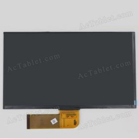 LCD Display Screen Replacement for Storex eZee'Tab 10Q13-M 10.1 Inch Tablet PC