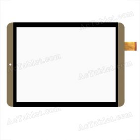 PB97A2474 Digitizer Glass Touch Screen Replacement for 9.7 Inch MID Tablet PC