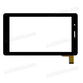 YDT1262-A2 Digitizer Glass Touch Screen Replacement for 7 Inch MID Tablet PC