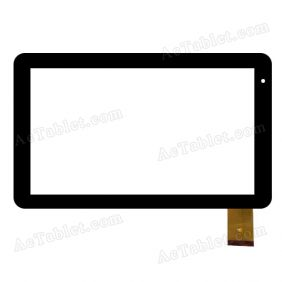 ZHC-257B Digitizer Glass Touch Screen Replacement for 10.1 Inch MID Tablet PC