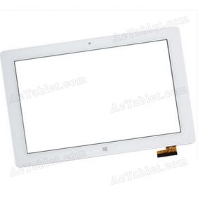 TPC1749 VER3.0 Digitizer Glass Touch Screen Replacement for 10.1 Inch MID Tablet PC