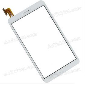 TPC1772 VER2.0 Digitizer Glass Touch Screen Replacement for 8 Inch MID Tablet PC