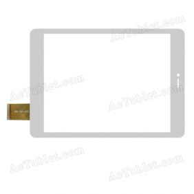 RSD-020-005 H Digitizer Glass Touch Screen Replacement for 7.9 Inch MID Tablet PC