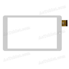 MGLCTP-80622 Digitizer Glass Touch Screen Replacement for 8 Inch MID Tablet PC