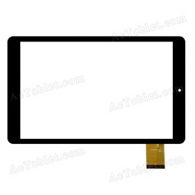 OLM-101C0526-GG VER.1 Digitizer Glass Touch Screen Replacement for 10.1 Inch MID Tablet PC