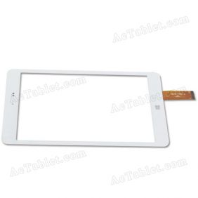 hsctp-489-8 Digitizer Glass Touch Screen Replacement for 8 Inch MID Tablet PC
