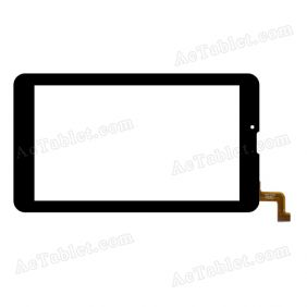 MTCTP-70760 Digitizer Glass Touch Screen Replacement for 7 Inch MID Tablet PC