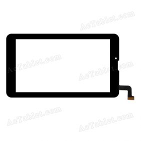 FPC-FC70S786-02 Digitizer Glass Touch Screen Replacement for 7 Inch MID Tablet PC