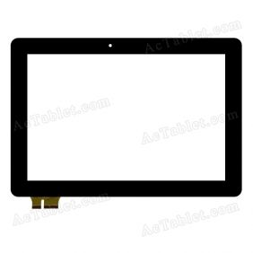 M000_VER1.1 Digitizer Glass Touch Screen Replacement for 10.1 Inch MID Tablet PC