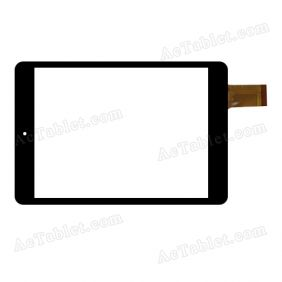SG5652A-FPC_V1-1 Digitizer Glass Touch Screen Replacement for 7.9 Inch MID Tablet PC