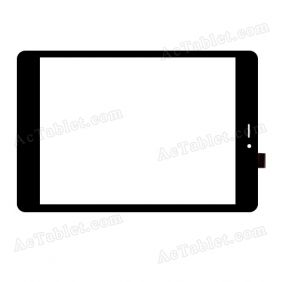 VTC5079A07-FPC-3.0 Digitizer Glass Touch Screen Replacement for 7.9 Inch MID Tablet PC