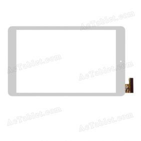 ZYD080-52V01 Digitizer Glass Touch Screen Replacement for 8 Inch MID Tablet PC