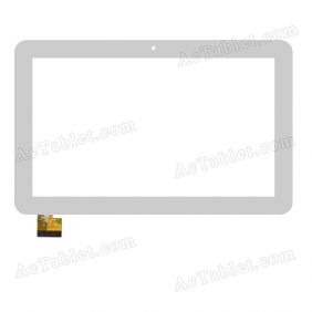 TPC1732 VER5.0 Digitizer Glass Touch Screen Replacement for 9 Inch MID Tablet PC