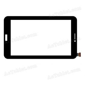 P031FN10522B Digitizer Glass Touch Screen Replacement for 7 Inch MID Tablet PC