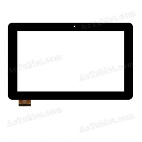 HC261159B1 FPC V2.0 Digitizer Glass Touch Screen Replacement for 10.1 Inch MID Tablet PC