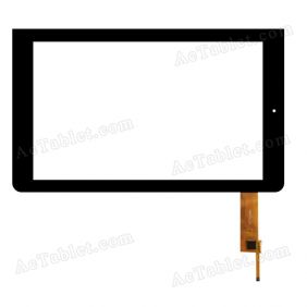 CG10208A0 Digitizer Glass Touch Screen Replacement for 10.1 Inch MID Tablet PC